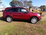 #1912 2009 HONDA CRV 4X4 180257 MILES AUTO TRANS CRUISE CLOTH SUNROOF