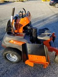 #2502 HUSQVARNA STAND UP ZERO TURN MOWER 54