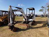 #3001 BOBCAT 331 EXCAVATOR 2958 HRS KUBOTA DIESEL ENGINE NEW TRACKS HYDRAUL