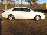 #3506 2006 TOYOTA AVALON 184206 MILES AUTO TRANS SUNROOF LEATHER