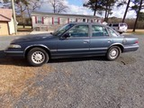 #3505 1997 FORD CROWN VIC 109934 MILES AM FM CASSETTE CRUISE CLOTH CARPET H