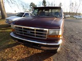 #4101 1996 FORD F150 EXT CAB EDDIE BAUER 5.0 L 4 WD 136000 MILES CRUISE REA