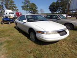 #6001 1993 LINCOLN MARK VIII 104399 MILES PWR PKG CRUISE AM FM CASSETTE REA