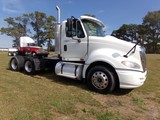 #6901 2001 PROSTAR 407000 MILES MAX FORCE 10 SP DAY CAB 355 REARS SUPER SIN