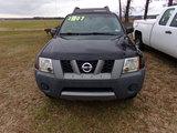 #2302 2007 NISSAN XTERRA 112657 MILES AUTO TRANS 4.0L V6 PWR PKG AM FM CD C