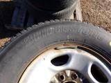 #2412 3 USED BRIDGESTONE DURAUIS M773 II LT245 75R16 LOAD RANGE E1 8 LUG ST