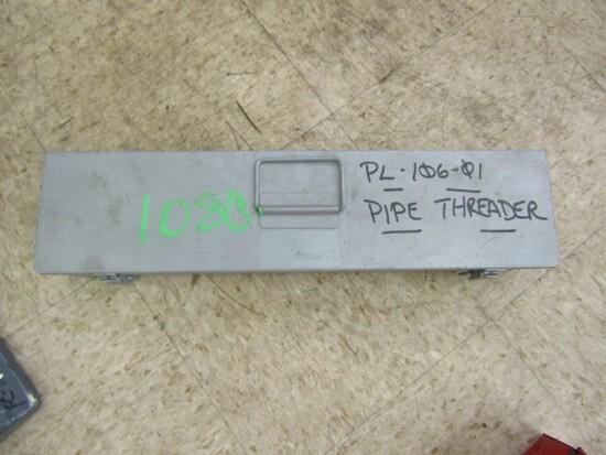 """#1080 RIGID PIPE THREADER 1"""" 3/4"""" 1/2"""" 3/8"""""""
