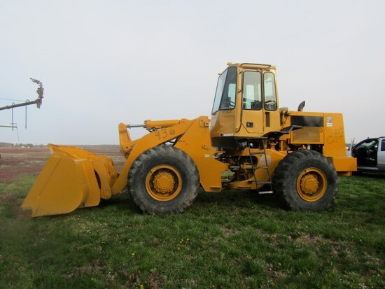 #6001 CAT 936 LOADER TURBO ENG 3304 6959 HRS 3 1/2 YD BUCKET NEW BRAKES NEW