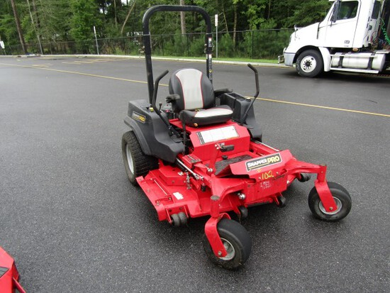 """SNAPPER PRO S 200 XT PROFESSIONAL 582.4 HRS 60"""" DECK BRIGGS AND STRATTON 27"""