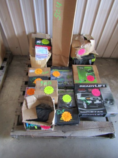 """#504 MISC PARTS LOT READY LIFT 3"""" FRONT LEVELING KIT 03-21 4 RUNNER AND FJ"""