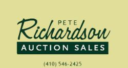 PETE RICHARDSON AUCTION SALES