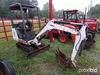 Bobcat 322 Excavator