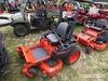 Kubota Z121 ZTR Mower