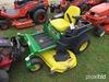 JD EX Trak Mower