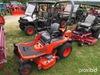 Kubota ZG222 ZTR Mower