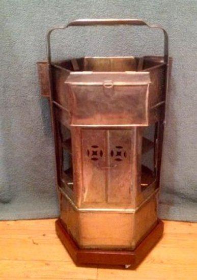 Antique Traveling Food Warmer