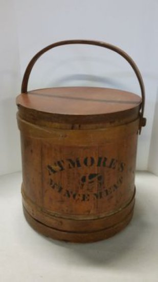 Atmores Mince Meat Shaker Bucket