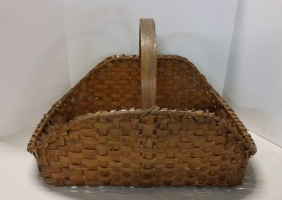 Early Southern Split Oak Basket
