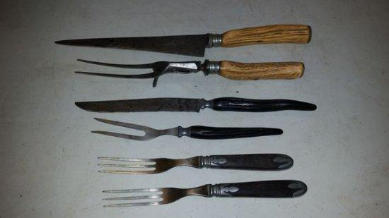 1860-1890's Cutlery & Flatware