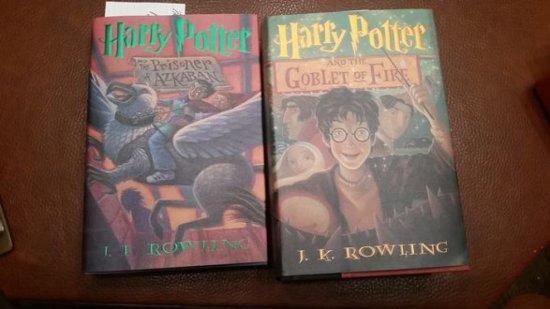 1st Edition Harry Potter Books