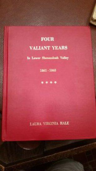 Four Valiant Years