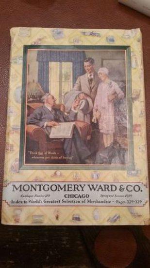 1929 Montgomery Ward Catalog