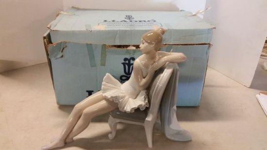 Vintage Llardo Ballerina