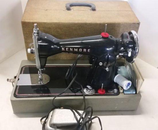 1961 Kenmore Sewing Machine