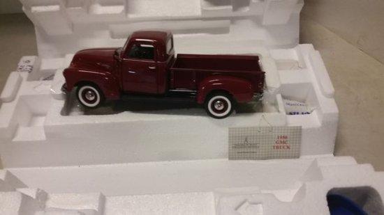 Franklin Mint 1950 GMC Truck