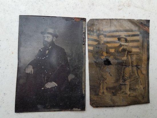 Civil War Era Tintypes
