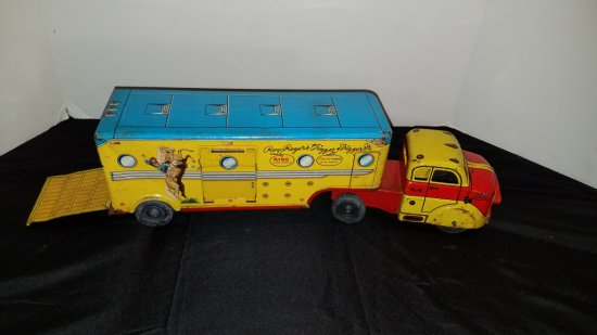 1940-50s Roy Rogers & Trigger Truck