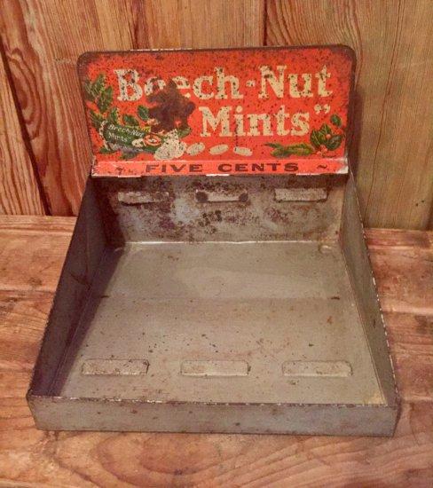 1940-50s Beach Nut Mints Display