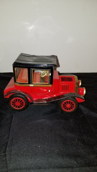 1950's Battery Operated Car Toy