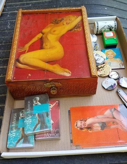 Vintage Marilyn Monroe Lot