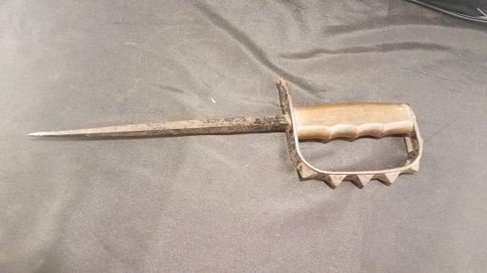 WWI U.S. Knuckle Trench Knife