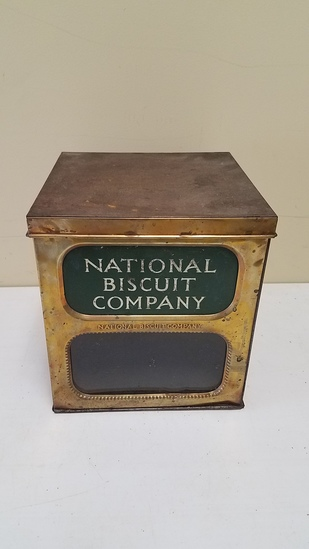 National Biscuit Company Store Display