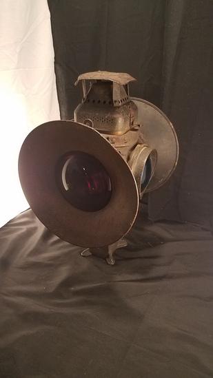 Adlake Railroad Signal Lantern/Lamp