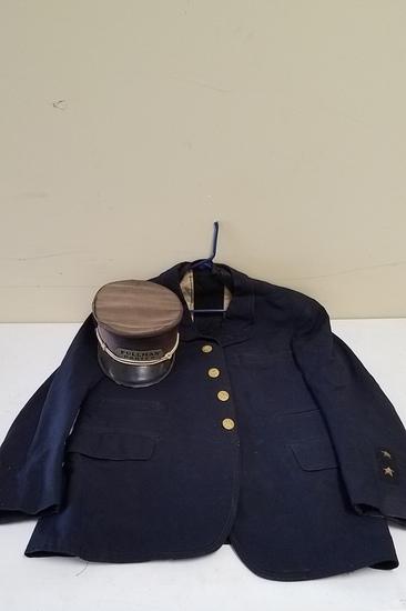 M&O Rail Road Pullman Uniform