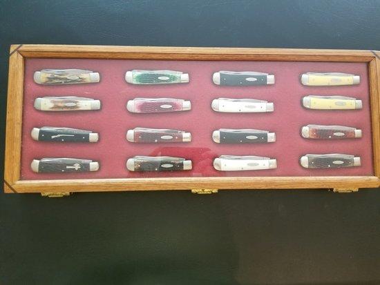Case Knife & Ducks Unlimted Auction