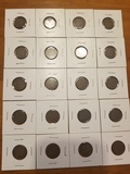 20 Indian Head Penny Lot