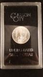 1880 Carson City Morgan Dollar