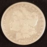 1878 Carson City Morgan Dollar