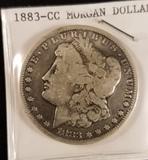 1883 Carson City Morgan Dollar