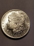 1882 S Morgan Dollar Choice BU