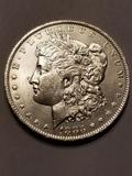 1883 Morgan Dollar MS65