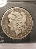 1895 S Morgan Dollar Key Date
