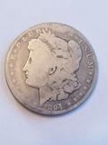 1894 P Morgan Dollar Key Date