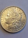 1899-P Morgan Dollar Key Date
