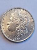 1901 P Morgan Dollar