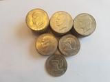 41 Eisenhower Dollars